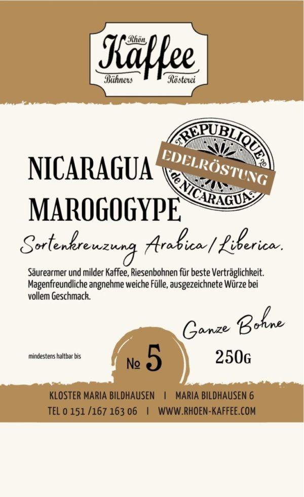 Sortenkreuzung Arabica/Liberica